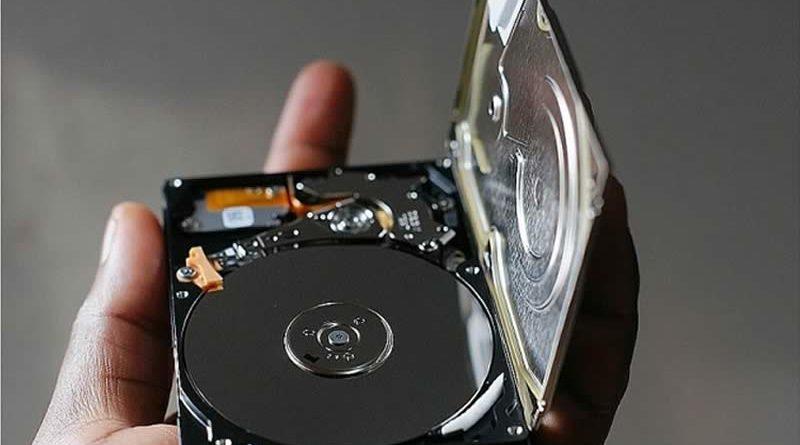 Bloqueos de un disco duro