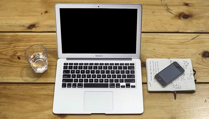 conectar el portátil a Internet