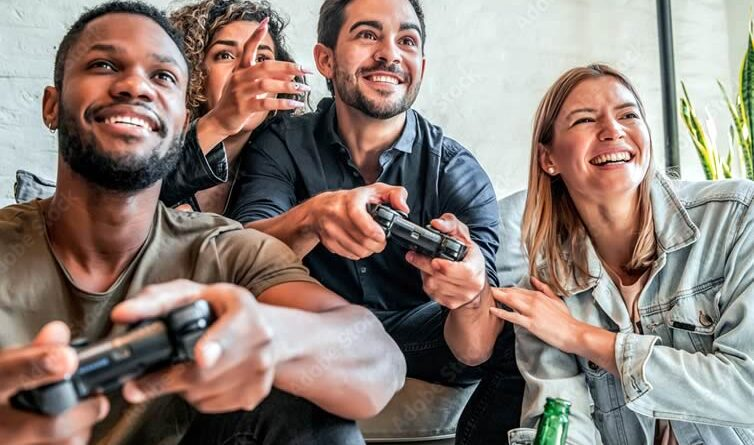 tendencias en la industria de los videojuegos